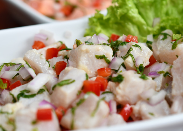 3 Ceviches