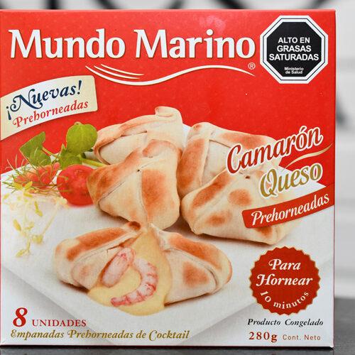 Empanada Camarón Queso 8u