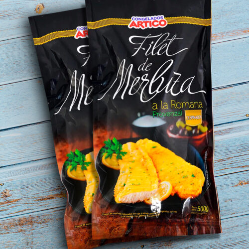 Milanesa Merluza A La Romana 1/2kg