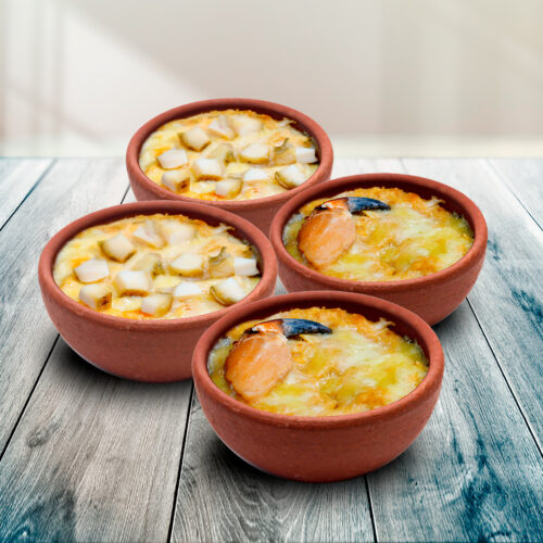 Pack 2X2 – 2 Chupe De Locos + 2 Pasteles De Jaiba